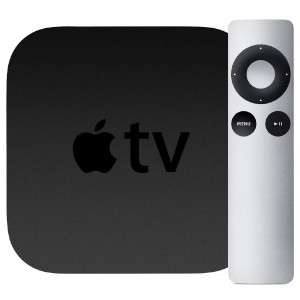 Multimedia-Player Apple TV 3 (MD199FD) für 78 € bei Ebay - 20% sparen