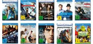 Blu-rays für je 8,97€ bei Amazon - z.B. Mission:Impossible - Phantom Protokoll, True Grit, Catch me if you can