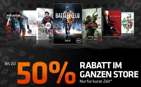 Spring Sale bei Origin mit bis zu 50% Rabatt auf ausgewählte Spiele