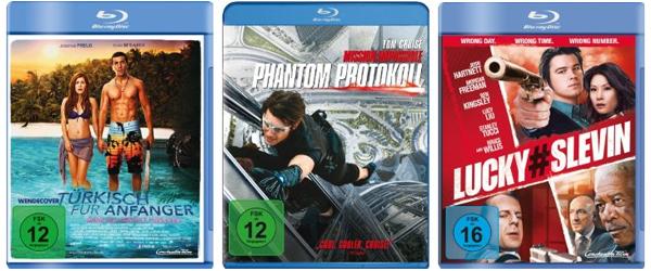 Film- und Serienangebote bei Amazon - z.B. Blu-rays ab 6,97 € oder günstige Komplettboxen