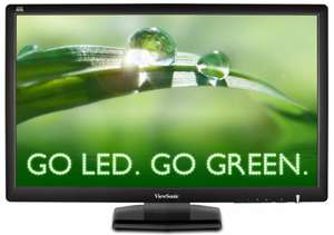 LED-Backlight-Monitor Viewsonic VX2703MH für 169 € - 21% Ersparnis