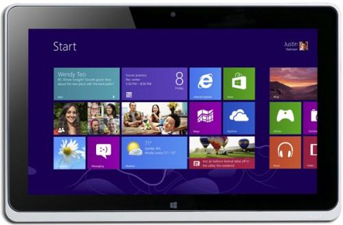 Acer Iconia W510 - Tablet PC mit 64 GB Speicher und Windows 8 für 399 €