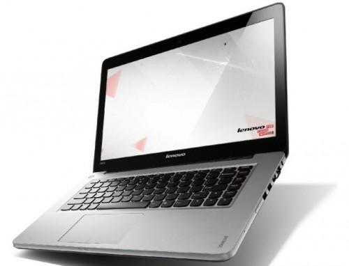 Ultrabook Lenovo IdeaPad U410 (Core-i5, 500 GB HDD, 24 GB SSD) für 499 € statt 599 €