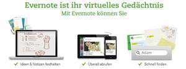 Evernote Premium 1 Jahr kostenlos für Telekom-Kunden