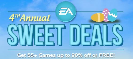 Oster-Sale bei Electronic Arts: Smartphone- und Tablet-Games mit bis zu 90% Rabatt