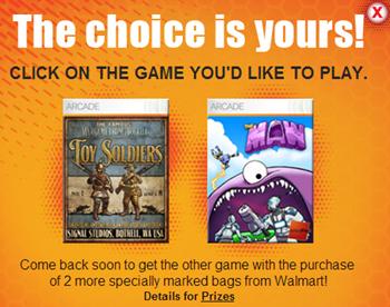 """Xbox 360: Arcade-Spiele """"The Maw"""" und """"Toy Soldiers"""" komplett kostenlos erhalten"""