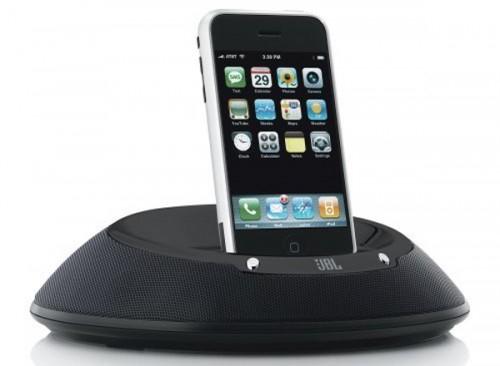 Tragbares Lautsprechersystem JBL On Stage IIIP für 64,99 € - 23% Ersparnis