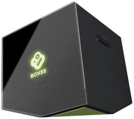 Netzwerk-Mediaplayer D-Link Boxee Box HD für 105,90 € - 20% Ersparnis