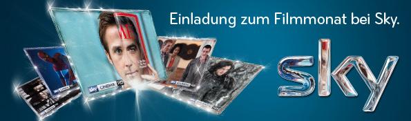 Sky Österreich: Film-Paket im Mai komplett kostenlos für UPC-Kunden