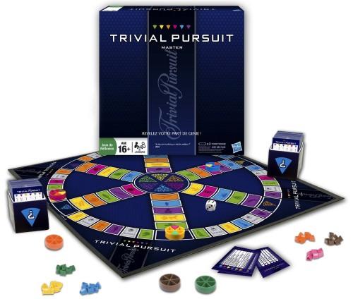 Trivial Pursuit Master Edition für 28,95 € - 19% Ersparnis