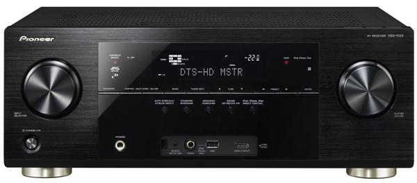 7.2 AV-Receiver Pioneer VSX-1122 (3D, AirPlay, Webradio) für 399 €