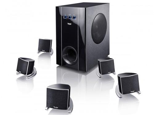 5.1 Lautsprechersystem Teufel Concept E100 für 139,99 € - 35% Ersparnis