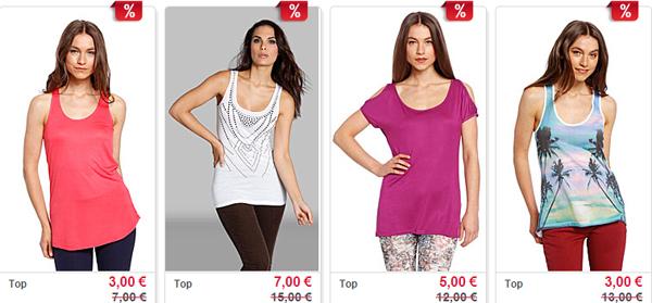 Sale mit bis zu 50% Rabatt bei C&A Österreich und zusätzlich 10% sparen mit Gutschein