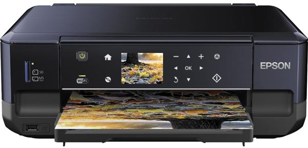 3-in-1-Multifunktionsgerät Epson Expression Premium XP-600 für 100 €