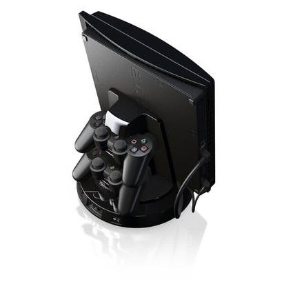 PS3 TwistDock GDP 3200 (für Konsole + 2 Controller inkl. Ladestation) für 8 € statt 14 €