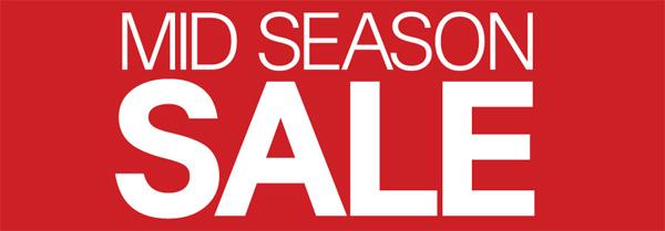 Midseason-Sale bei H&M mit bis zu 50% Rabatt und und weitere 25% und 5 € sparen mit Gutscheinen