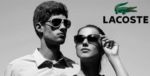 Bis zu 48% Rabatt auf Lacoste-Sonnenbrillen bei Zalando Lounge