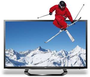 LED-Backlight-TV LG 32LM620S (3D, Smart TV, Triple-Tuner) für 399 €