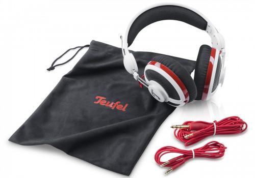 Bügelkopfhörer Teufel Aureol Real für 77,77 € bei Ebay *Update* jetzt 22% sparen