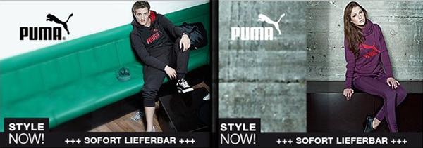 Amazon BuyVIP: Sale mit guten Rabatten auf Kleidung und Schuhe von Puma