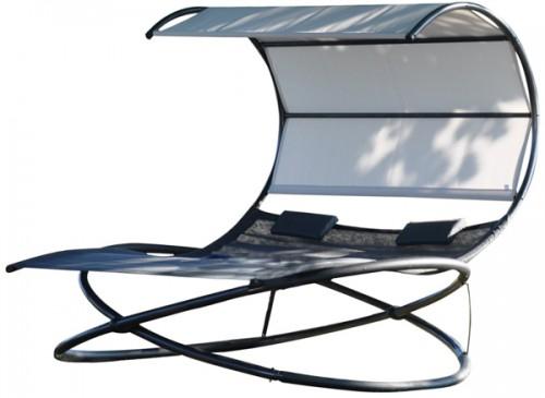 Leco Komfort-Sonnenliege für 179 € bei Amazon *Update* jetzt für 149,99 € - 59% Ersparnis