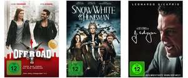 Amazon vs. Müller: 4 DVDs für 24€ oder 4 Blu-rays für 30€