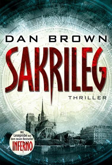 Nur heute: Sakrileg - The Da Vinci Code von Dan Brown kostenlos als eBook