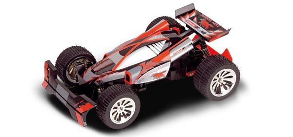 Carrera RC Shadow Wolf - ferngesteuertes Auto für 25,48 € - 43% Ersparnis