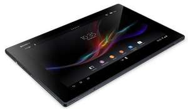 Wasserdicht und Staubresistent: Sony Xperia Tablet Z SGP311DE (Android 4.1.2, Full-HD, 10,1'') für 449€ - 10% Ersparnis