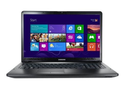 Samsung Serie 3 350E7C S0D Notebook (17,3'', Core-i5, 8GB RAM) für 629 € - 10% Ersparnis