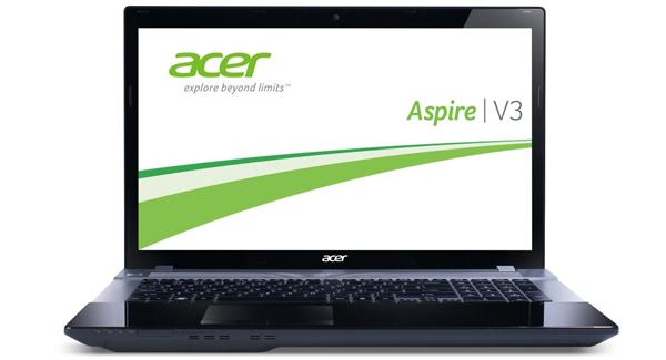"""Einsteiger-Notebook Acer Aspire V3-731 (17,3"""", 500 GB HDD, 4 GB RAM) für 369 € bei Amazon"""