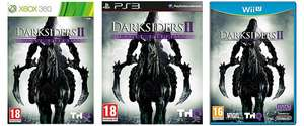 Darksiders 2 (Xbox 360, PS3, Wii U) für je 10 € bei Media Markt Österreich - bis zu 64% sparen