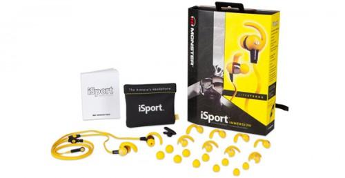 In-Ear-Ohrhörer Monster iSport Livestrong für 65,90 € *Update* jetzt für 39,90 € im DealClub