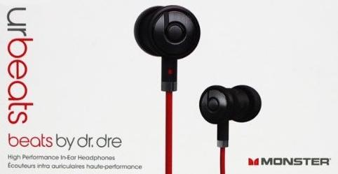 Monster urBeats by Dr. Dre - In-Ear-Ohrhörer ab 52,95 € - bis zu 36% sparen