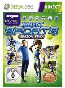 Kinect Sports: Season Two (Xbox 360) um 10 € bei Saturn.at