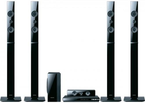 3D Blu-ray-Heimkinosystem Samsung HT-E4550 für 220 € bei Conrad - 18% sparen