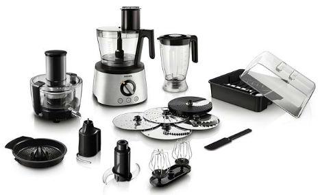 Küchenmaschine Philips HR7778/00 Avance Collection (über 30 Funktionen, 1000 W) für 134,58 €