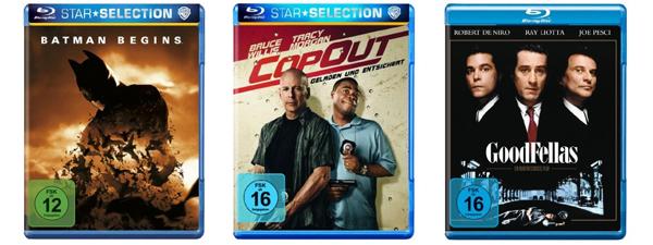 1-Tages-Aktion auf Filme bei Amazon - DVDs ab 5,97 € und Blu-rays ab 7,77 €
