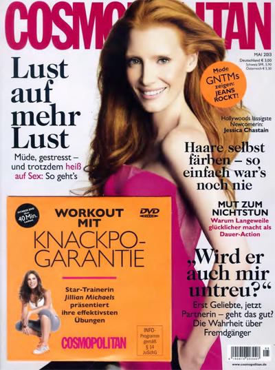 Cosmopolitan 13 Monate lang ab effektiv 1 € lesen *Update* noch immer möglich!