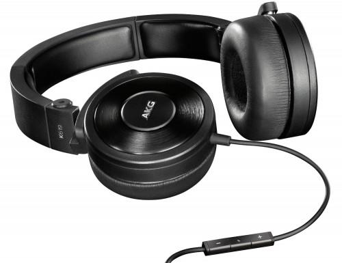 On-Ear-Kopfhörer AKG K 619 mit Fernbedienung und Mikrofon für 74,90 € - 18% sparen