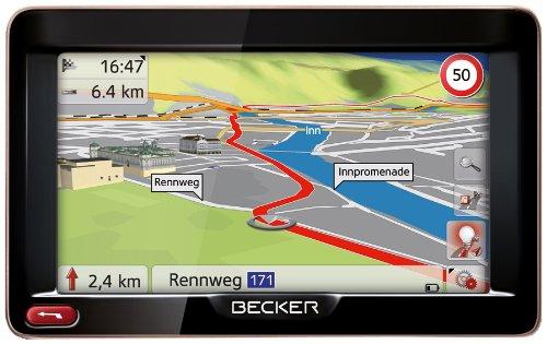 Navigationssystem Becker Ready 50 für 114,95 € bei Amazon