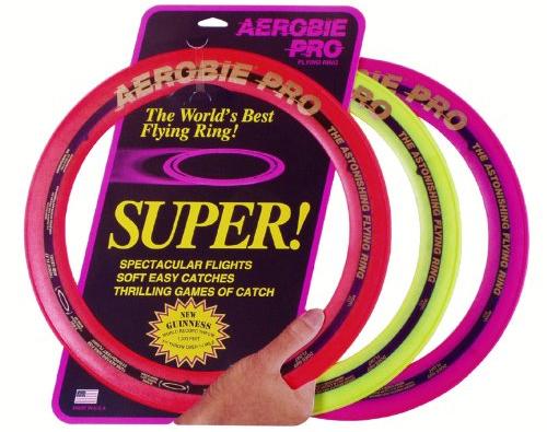 Top! Aerobie Pro Wurfring (Ø 33 cm) ab Montag für 7,99 € bei Rossman