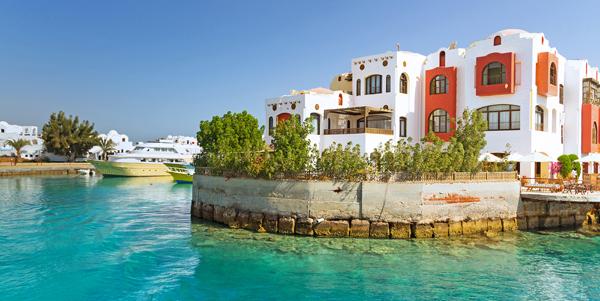 Urlaubsschnäppchen: 7 Tage Ägypten im 3-Sterne-Hotel mit Halbpension für 165 € mit Transfer und Flug ab Graz