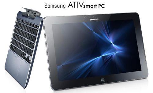 Samsung Ativ Smart PC (3G, WiFi, Windows 8, 64 GB SSD) für 599 € - 20% sparen