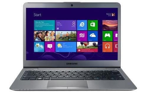 Ultrabook Samsung Serie 5 Ultra 535U3C für 444 € bei Redcoon