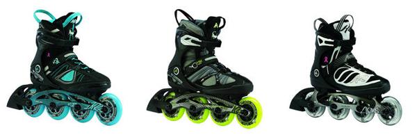 Inline-Skates von K2 ab 81,85 € bei MeinPaket - bis zu 30% Ersparnis