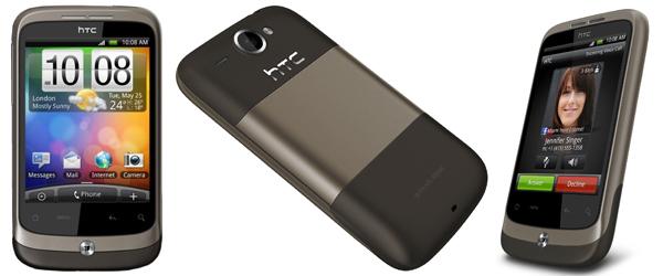 Einsteiger-Smartphone HTC Wildfire für 69,90 € bei Ebay - 11% sparen