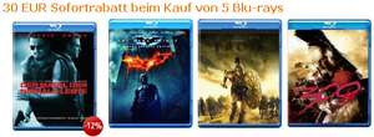 Aktuelle Blu-ray Aktionen