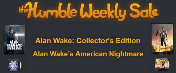 Alan Wake (Collector's Edition) & Alan Wake's American Nightmare zum selbstgewählten Preis kaufen