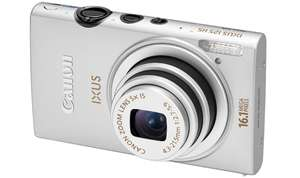 Digitale Kompaktkamera Canon Ixus 125 HS für 99 € bei Amazon UK - 19% sparen